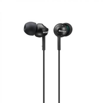 Sluchátka Sony MDREX110LPB.AE černá