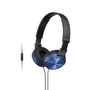 Sluchátka Sony MDRZX310APL.CE7 modrá