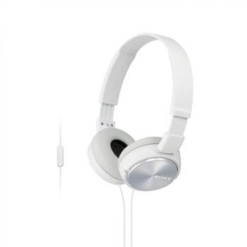 Sluchátka Sony MDRZX310APW.CE7 bílá
