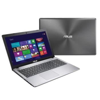 "Notebook Asus X550LN-XO076H stříbrný (i5-4200U, 4GB, 1TB, 15.6"", DVD±R/RW, nVidia GT 840, 2GB, BT, CAM, W8.1 )"