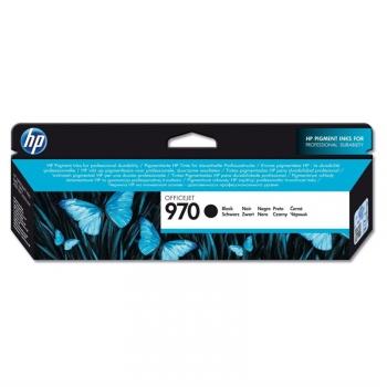 Inkoustová náplň HP 970 - originální černá