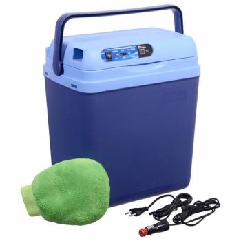 Chladicí box Compass 25 l BLUE 220 / 12 V displej s teplotou
