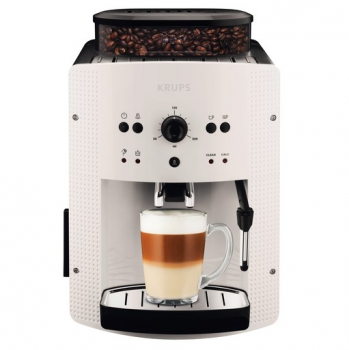 Espresso Krups EA8105 černé/bílé + dárek