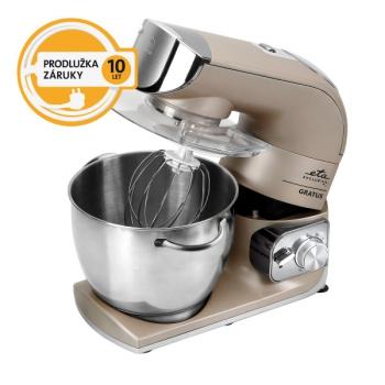 Kuchyňský robot ETA Gratus 0028 90020 titanium