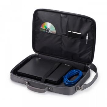 Brašna na notebook DICOTA Multi BASE 14 - 15.6 šedá