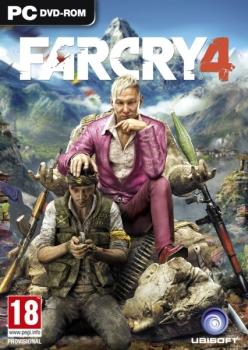 Hra Ubisoft PC Far Cry 4