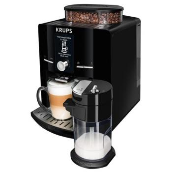 Espresso Krups LATT'ESPRESSERIA EA829810 černé + dárek