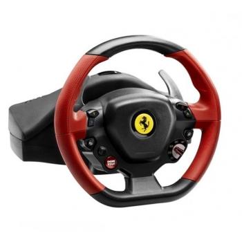 Volant Thrustmaster Ferrari 458 Spider pro Xbox One, One X, One S, Series  + pedály černý