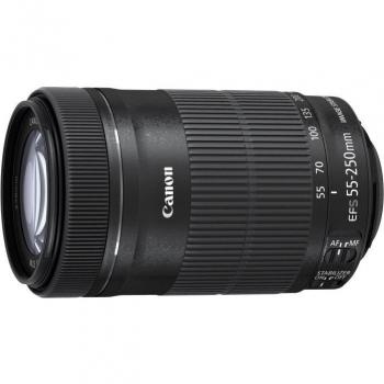 Objektiv Canon EF-S 55-250 mm f/4.0 – 5.6 IS STM