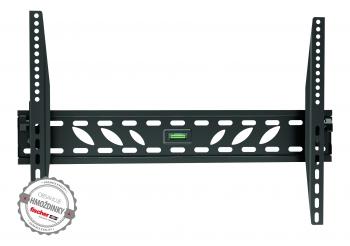 """Držák TV GoGEN XL výklopný, pro úhlopříčky 37"""" až 70"""", nosnost 50 kg černý"""