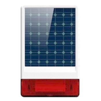Alarm iGET P12 SECURITY - Venkovní solární siréna