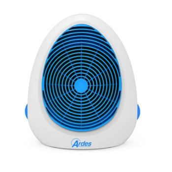 Teplovzdušný ventilátor Ardes 4F02B bílý/modrý