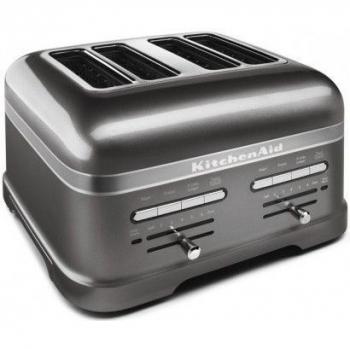 Opékač topinek KitchenAid Artisan 5KMT4205EMS šedý