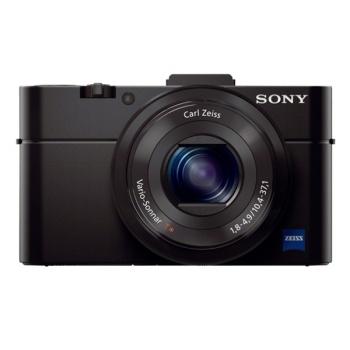 Digitální fotoaparát Sony DSC-RX100 II černý