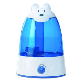 Zvlhčovač vzduchu Lanaform L79550 CHARLY - unicolor modrý