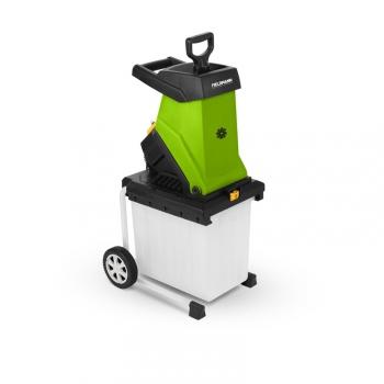 Drtič zahradního odpadu Fieldmann FZD 4020-E černý/zelený