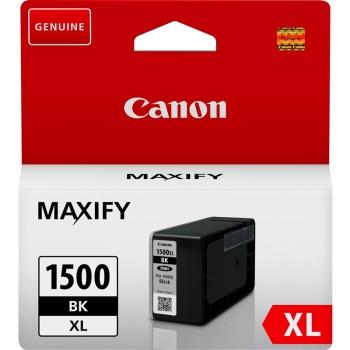 Inkoustová náplň Canon PGI-1500XL, 1200 stran černá