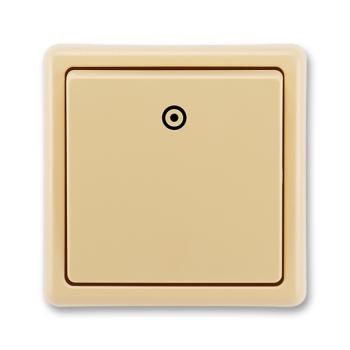 Vypínač CLASSIC, béžový 3553-80289 D2