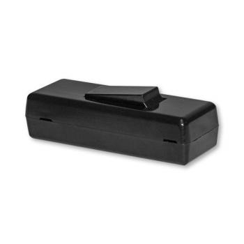Vypínač šňůrový koncový 3555-01920 černý