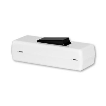 Vypínač šňůrový koncový 3555-01927 bílý