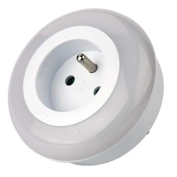 Noční světlo EMOS do zásuvky, 3 x LED bílé
