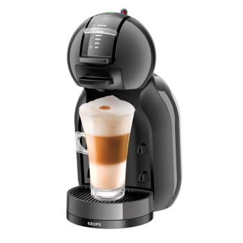 Espresso Krups NESCAFÉ Dolce Gusto Mini Me  KP1208CS černé/šedé + dárek