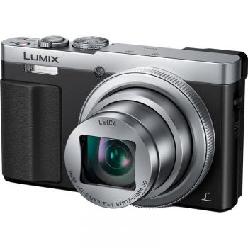 Digitální fotoaparát Panasonic Lumix DMC-TZ70EP-S stříbrný