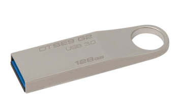 USB Flash Kingston DataTraveler SE9 G2 128GB kovový