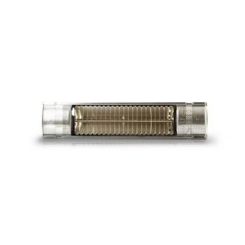 Zářič/ohřívač Bionaire SmartHeater 1,0 kW stříbrné