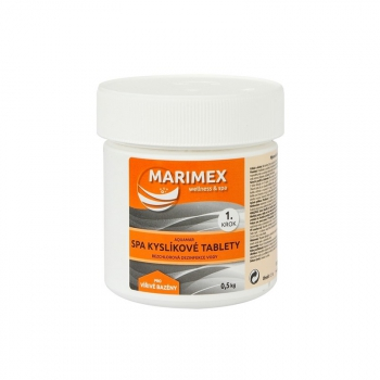 Chemie pro vířivky Marimex Spa Kyslíkové tablety  0,5 kg