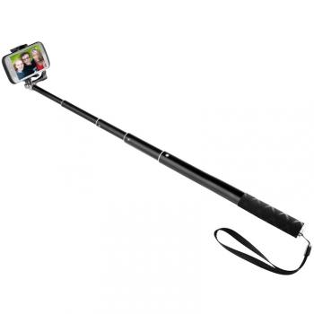 Selfie tyč GoGEN 3 teleskopická černá
