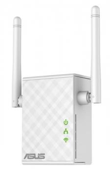 WiFi extender Asus RP-N12 - N300 bílý