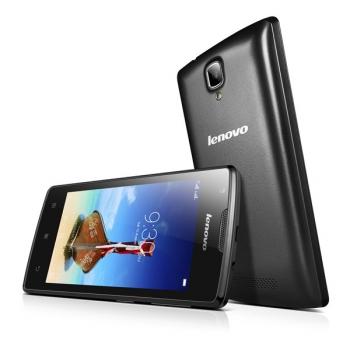 Mobilní telefon Lenovo A1000 DualSIM černý + dárky