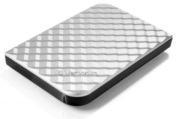 "Externí pevný disk 2,5"" Verbatim Store 'n' Go GEN2 1TB stříbrný"