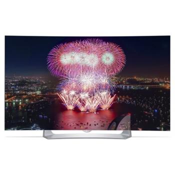 Televize LG 55EG910V stříbrná