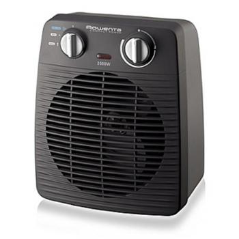 Teplovzdušný ventilátor Rowenta COMPACT POWER SO2210F0 černý