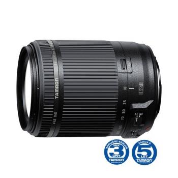 Objektiv Tamron AF 18-200mm F/3.5-6.3 Di II VC pro Canon černý + dárek