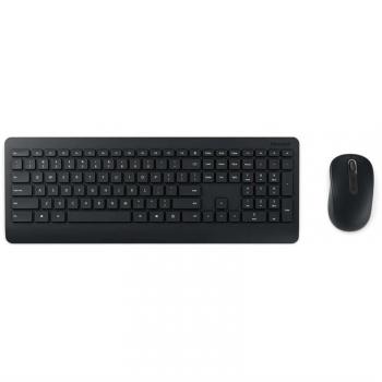 Klávesnice s myší Microsoft Wireless Desktop 900, USB, CZ/SK černá