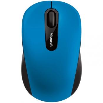 Myš Microsoft Bluetooth Mobile Mouse 3600 černá/modrá (/ optická / 3 tlačítka / 1000dpi)