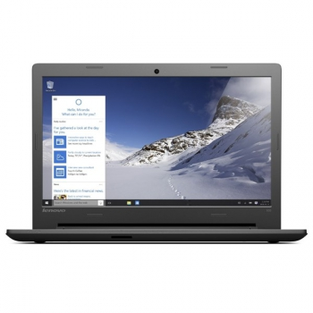 Notebook Lenovo IdeaPad 100-15 černý