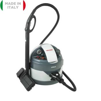 Parní čistič Polti Vaporetto ECO PRO 3.0 šedý/bílý