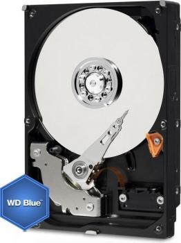 """Pevný disk 3,5"""" Western Digital Blue 3TB (SATA III, 5400 ot/min, 64MB cache)"""