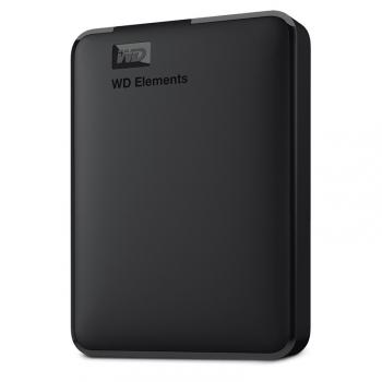 "Externí pevný disk 2,5"" Western Digital Elements Portable 3TB černý"