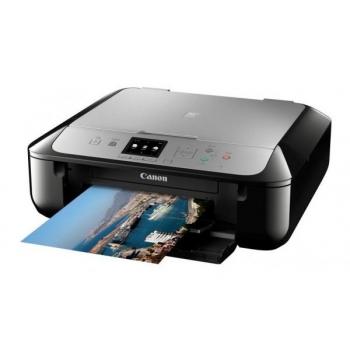 Tiskárna multifunkční Canon PIXMA MG5752 černá/stříbrná