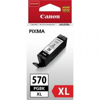 Inkoustová náplň Canon PGI-570XL PGBK černá