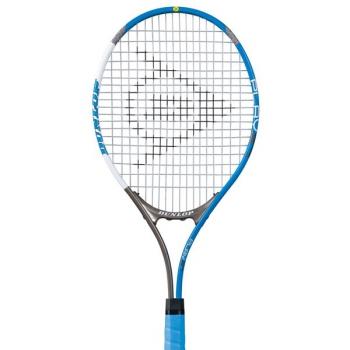 Tenisová raketa Dunlop Play 27 - grip č.3 šedá/bílá/modrá