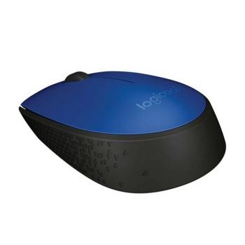 Myš Logitech Wireless Mouse M171 modrá (/ optická / 2 tlačítka / 1000dpi)