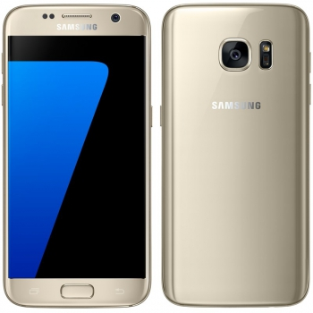 Mobilní telefon Samsung Galaxy S7 32 GB zlatý