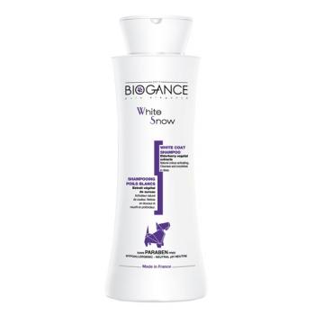 Šampon Biogance White snow - pro bílou/světlou srst 250 ml