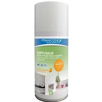 Difuzér Francodex repelentní indoor Citrus 150 ml